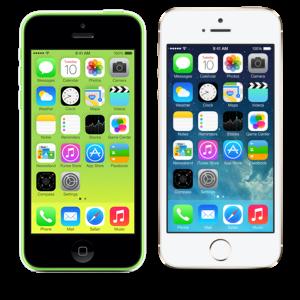 iPhone 5, 5С, 5S